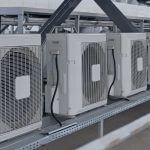 Clinton Building - Air conditioning Units