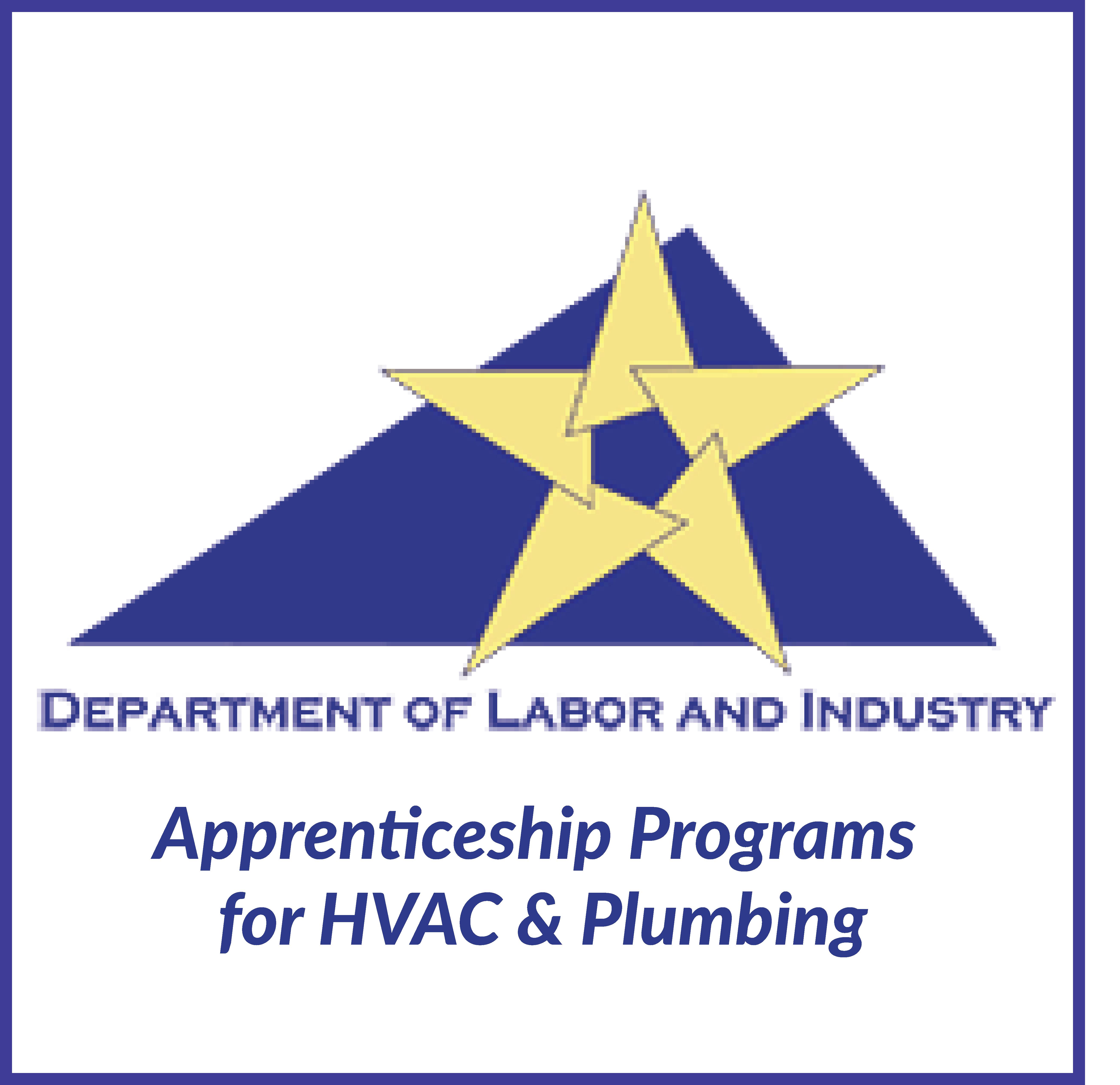Apprenticeship program for HVAC & Plumbing