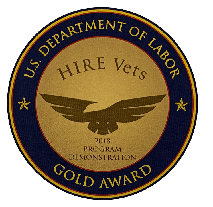Department of labor Medal