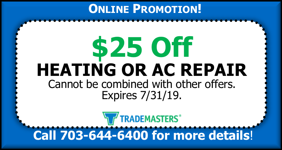 Coupon - HVAC Repair