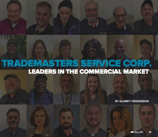 """Leaders in the Commercial Market"": Trademasters Featured in IE3"